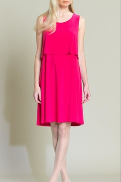 Clara Sunwoo Double Layered Dress - Product List Image