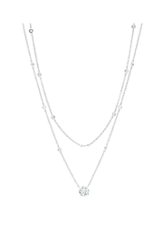 Crislu Double Layered Necklace - Product Mini Image