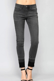 Vervet Double-Let-Out Hem Jean - Product Mini Image