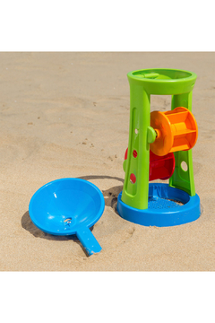 Hape Double Sand and Water Wheel - Alternate List Image