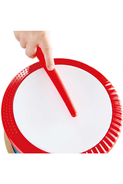 Hape Double Sided Drum - Alternate List Image