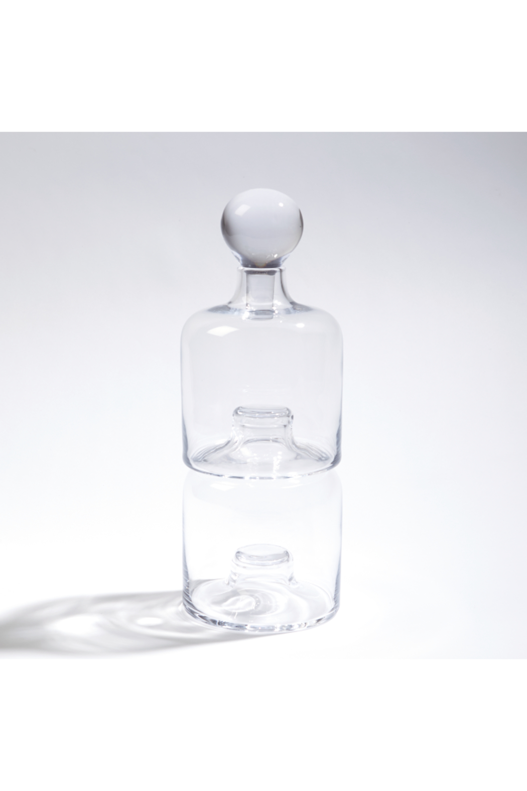 The Birds Nest DOUBLE STACKING DECANTER - Main Image