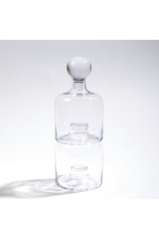 The Birds Nest DOUBLE STACKING DECANTER - Product Mini Image