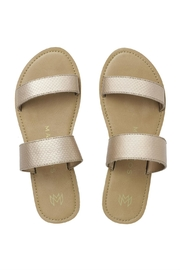 MALVADOS Double Strap Slides - Product Mini Image