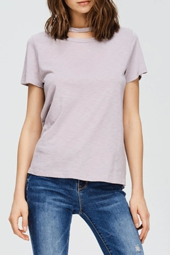 Wasabi + Mint Double Strap Tee - Product List Image