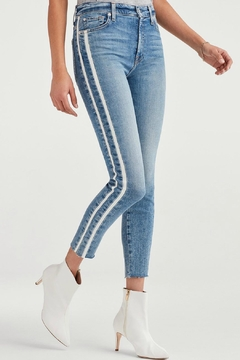 Shoptiques Product: Double Stripes Skinny