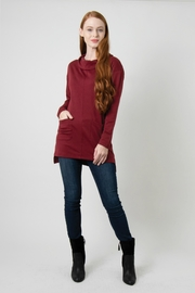 Simply Noelle Double-Trouble Pocket Top - Product Mini Image
