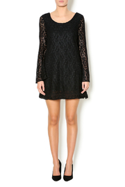 Double Zero A-Line Lace Dress - Front full body