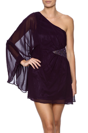 Double Zero Amethyst Dress - Front cropped
