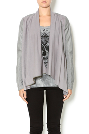 Double Zero Dove Grey Jacket - Product Mini Image