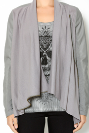 Double Zero Dove Grey Jacket - Other