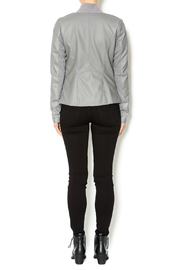 Double Zero Dove Grey Jacket - Side cropped