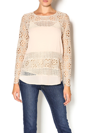 Double Zero Foundation Lace Blouse - Product Mini Image