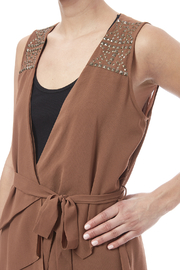 Double Zero Layered Vest - Other