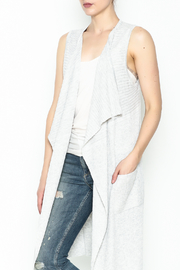Double Zero Sleeveless Vest - Product Mini Image