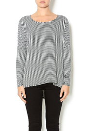 Double Zero Striped Tunic - Product Mini Image