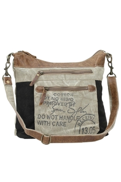 Myra Bags Double Zipper Bag - Product List Image