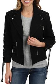 Double D Ranch  Suede Leather Jacket - Product Mini Image