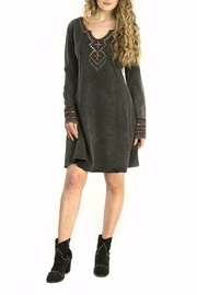 Double D Ranchwear A-Line Embellished Dress - Product Mini Image