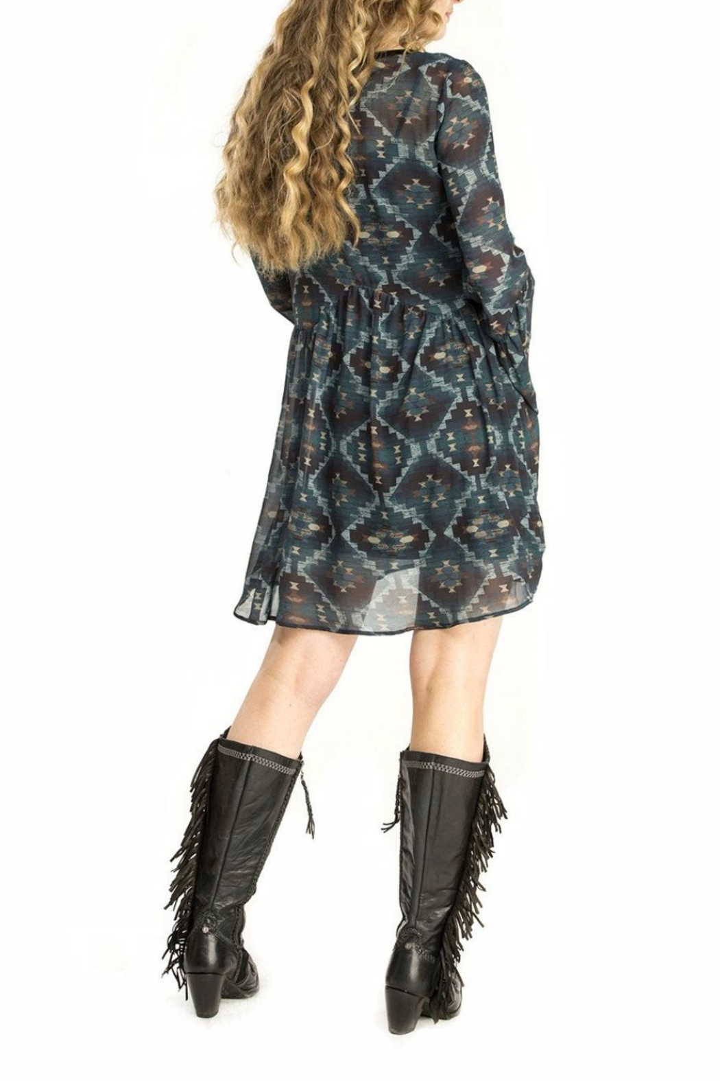 Double D Ranchwear Dress/tunic - Front Full Image