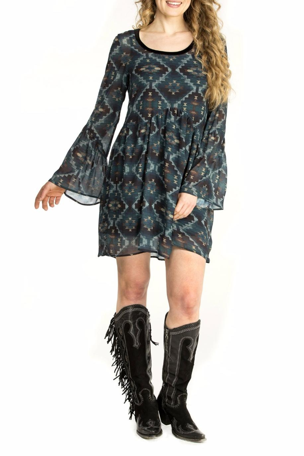 Double D Ranchwear Dress/tunic - Main Image