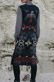 Double D Ranchwear Duster Vest - Front cropped