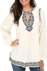 Double D Ranchwear El Bolson Top - Product Mini Image