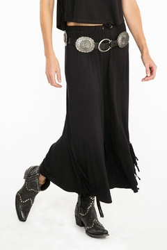 Double D Ranchwear Fringe Split Pant - Alternate List Image