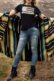 Double D Ranchwear Graphic Tee - Front cropped