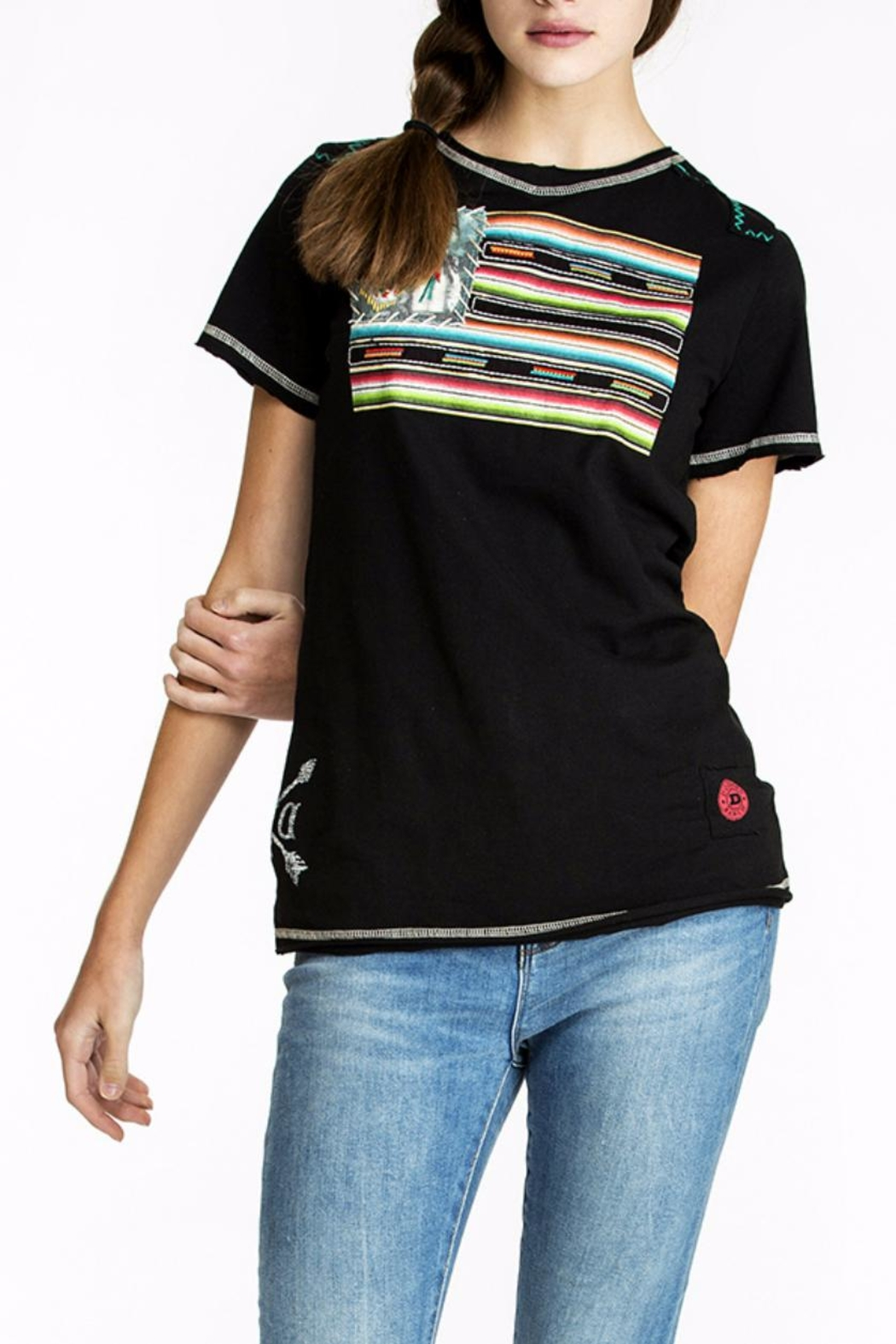Double D Ranchwear Graphic Tee - Main Image