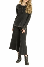 Double D Ranchwear Henley Tunic Top - Product Mini Image