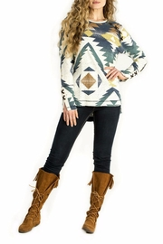 Double D Ranchwear Hi-Lo Tunic - Front cropped