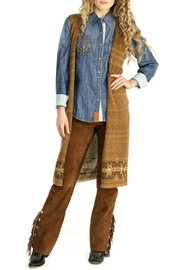 Double D Ranchwear Indian Chief Vest - Product Mini Image