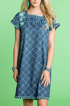 Double D Ranchwear Mexican Dress - Product List Image