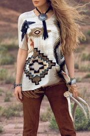 Double D Ranchwear Poncho Sweater - Product Mini Image