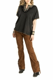 Double D Ranchwear Poncho Top - Product Mini Image