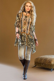 Double D Ranchwear Rebel Heart Caftan - Front cropped