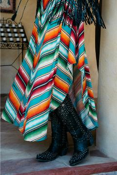 Double D Ranchwear Serape Stripe Skirt - Alternate List Image