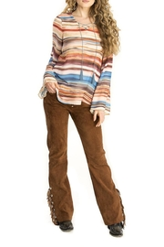 Double D Ranchwear Serape Stripe Top - Product Mini Image