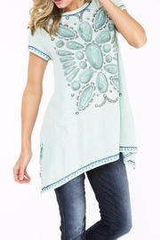 Double D Ranchwear Trapeze Tunic - Product Mini Image
