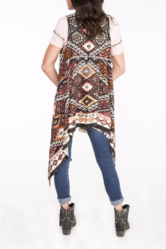 Double D Ranchwear Tunic Sweater Vest - Alternate List Image