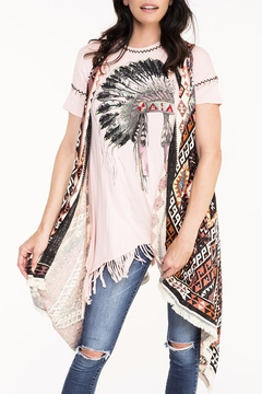 Double D Ranchwear Tunic Sweater Vest - Product List Image