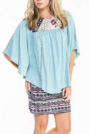 Double D Ranchwear Tuscan Pagoda Top - Product Mini Image