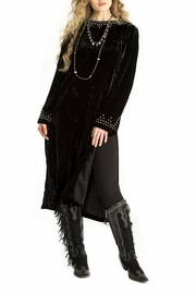 Double D Ranchwear Velvet Maxi Tunic Dress - Product Mini Image
