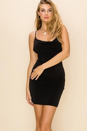 Double Zero Bodycon Mini Dress - Front cropped