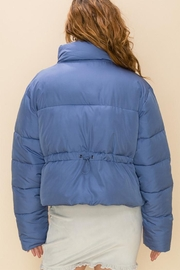 Double Zero Draw-Cord Puffer Jacket - Other