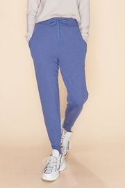 Double Zero Drawstring Jogger Pants - Product Mini Image