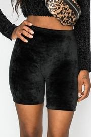 Double Zero High Waist Bikers - Product Mini Image