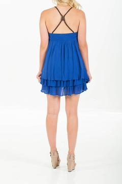 Double Zero Lace Tiered Dress - Alternate List Image