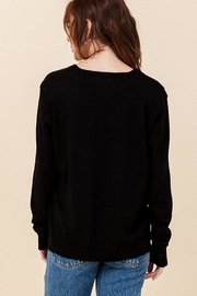 Double Zero Lightweight V-Neck Sweater - Other